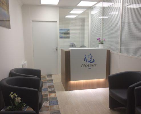 Photo de l'accueil - Office Notarial MARIE-SUTTER 92410 Ville-d'Avray