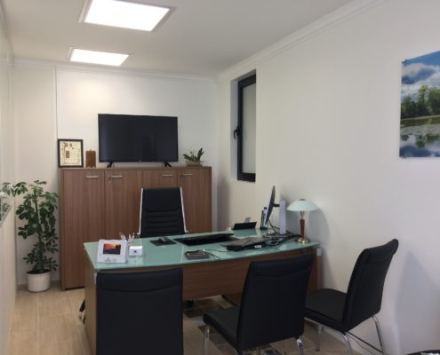 Photo du bureau de Maître Delphine MARIE-SUTTER - Office Notarial MARIE-SUTTER 92410 Ville-d'Avray