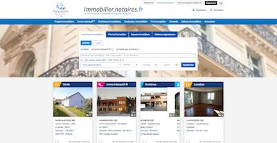 Immobilier des Notaires, les services en ligne des notaires - Office MARIE-SUTTER - 19 rue de Saint-Cloud 92410 Ville d'Avray