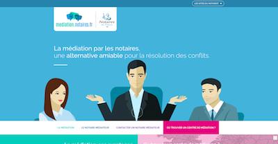 La médiation par les Notaires, les services en ligne des notaires - Office MARIE-SUTTER - 19 rue de Saint-Cloud 92410 Ville d'Avray