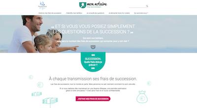 Mon Notaire, Ma Succession, les services en ligne des notaires - Office MARIE-SUTTER - 19 rue de Saint-Cloud 92410 Ville d'Avray