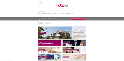Notaviz, les services en ligne des notaires - Office MARIE-SUTTER - 19 rue de Saint-Cloud 92410 Ville d'Avray