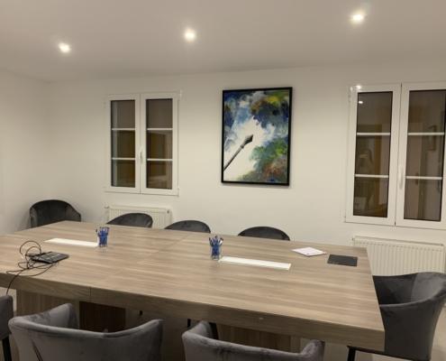 Photo de l'étage 2 - Salle de signature - Office Notarial MARIE-SUTTER 92410 Ville-d'Avray