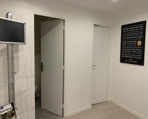 Photo de l'étage 2 - Entrée - Office Notarial MARIE-SUTTER 92410 Ville-d'Avray