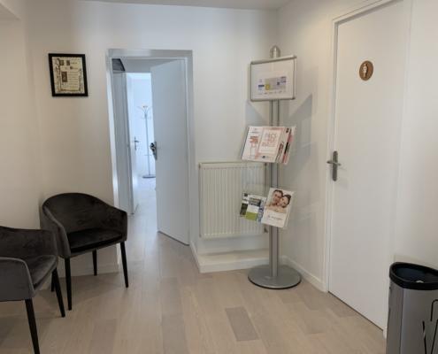 Accueil du 2ème étage - Notaire Ville-d'Avray 92410 - Office Notarial Maître Delphine MARIE-SUTTER