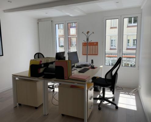 Bureaux - 2ème étage - Notaire Ville-d'Avray 92410 - Office Notarial Maître Delphine MARIE-SUTTER