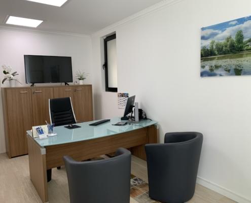 Bureau - Rez-de-chaussée - Notaire Ville-d'Avray 92410 - Office Notarial Maître Delphine MARIE-SUTTER