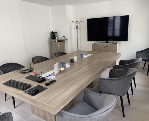 Salle de signature - 2ème étage - Notaire Ville-d'Avray 92410 - Office Notarial Maître Delphine MARIE-SUTTER